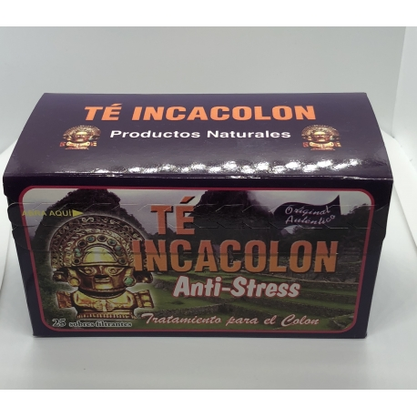 TE INCA COLON ANTI-STRESS